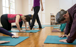 Group Yoga Classes Sydney