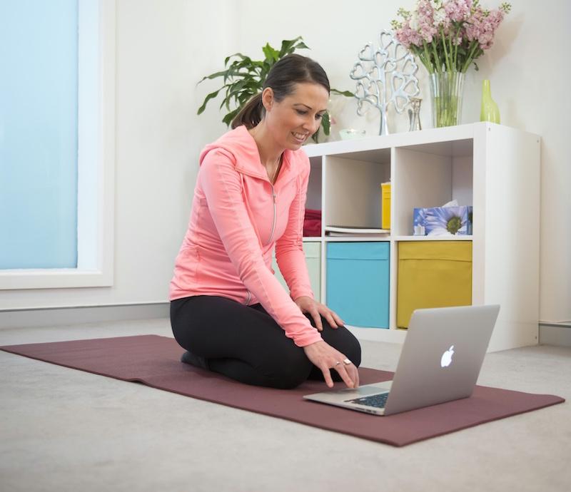 Online yoga classes Sydney Donna Gianniotis