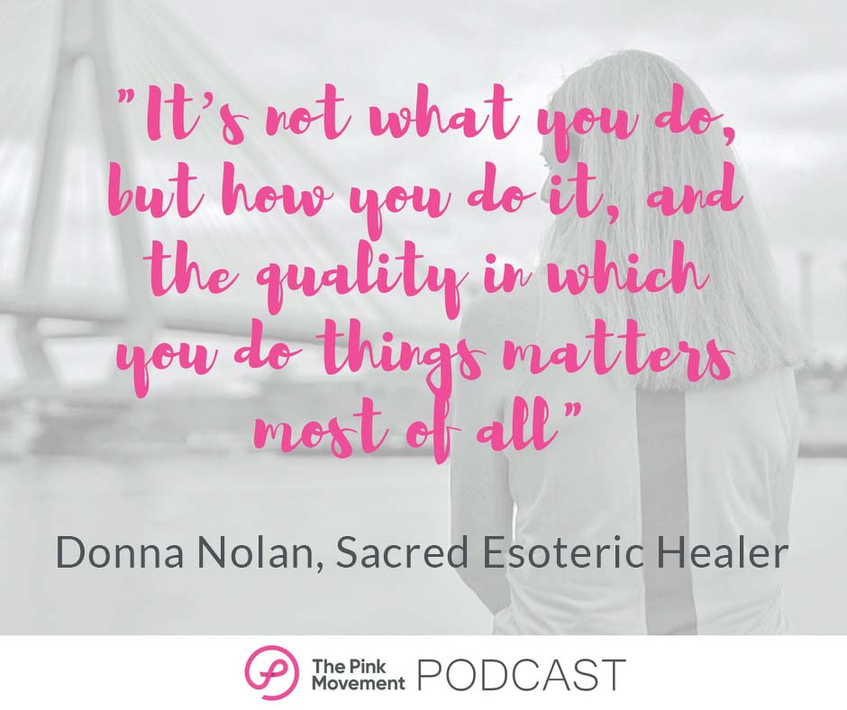 Breast Cancer Quote Donna Nolan