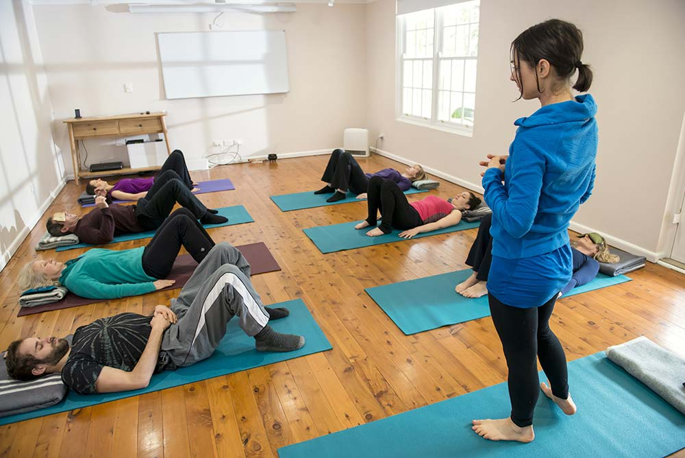 Group Yoga Sydney