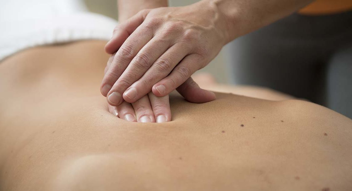 Deep Tissue Massage Sydney